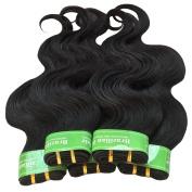 King Love Star Brazilian Remy Human Hair Weft Real Virgin Brazilian Hair Extensions 1 Bundle 46cm Brazilian Hair, Virgin Hair Bundle Deals