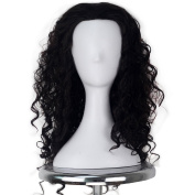 Miss U Hair Short Curly Brown Wig for Men Halloween Cosplay Wig