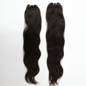Wigsroyal 3 Bundles Indian Remy Hair Extensions 70cm ,120ml/Bundle,Indian Human Hair Natural Straight Off Natural Colour