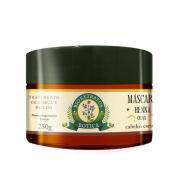 Linha Botica (Henna) Bio Extratus - Mascara Hidratante Tratamento Intensivo 250 Gr - (Bio Extratus Apothecary