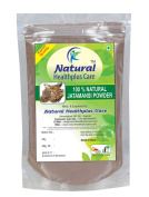 100% Natural Jatamansi Root (NARDOSTACHYS JATAMANSI) Powder for REJUVENATING HAIR ROOTS NATURALLY by Natural Healthplus Care