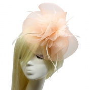 Newstarfactory Women Fascinator with Exclusive Gift