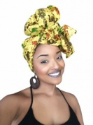 Adanna African Print Headwrap