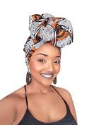 Beyonce African Print Headwrap