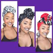 The First Lady African Headwrap Collection