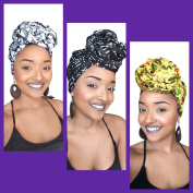African Royalty African Headwrap Collection