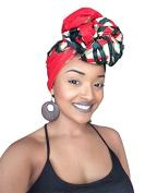 Hannah African Print Headwrap