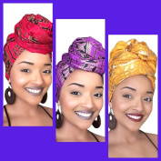 The Empress African Headwrap Collection