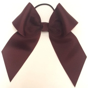 Large Hair Bow, Many Colours Avail, Made in the USA, 5.7cm Grosgrain Ribbon, 15cm X 10cm dia