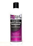 Nzuri Kra-Z Hair Gro Scalp Detox Carbon Therapy Conditioner 350ml