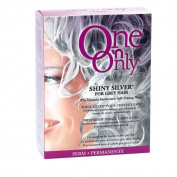 (1) Shiny Silver Perm Kit & (1) Ultra Conditioning Shampoo 90ml
