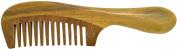 TANG DYNASTY® No Static 100% Handmade Natural Sandalwood Wood Comb With Gift Box 022