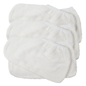 Paraffin Wax Therapy/ Spa Cloth Booties- 3 Pack