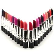 Binmer(TM) 20 Colours Choice Makeup Matte Lipstick Lip Gloss Pencil Beauty Waterproof Long Lasting