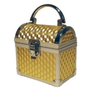 Jewellery & Cosmetic Train Case -B002G