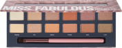 Ulta Cosmetics Miss Fabulous Jenny Fox Eye Shadow Palette New 2016 Limited Edition Colours
