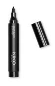 Kiko Make Up Milano Deep Black Eye Marker Liquid Eyeliner 2,4 ml, 0.08 FL. OZ.