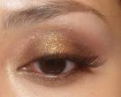 3g Jar Golden Bronze Reflects Eye Shadow Glittering Eyeshadow Makeup