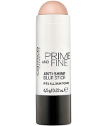 catrice prime and fine anti shine blur stick fits all skin tones by texpertnmore