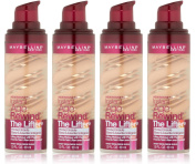(4 Pack) Maybelline New York Instant Age Rewind The Lifter Makeup, Sandy Beige, 1 Fluid Ounce