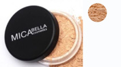 Micabella Mineral Foundation 4 Gramme Toffee Mf-3 + Itay 2.5 Gramme Pink Undertone for light Skin