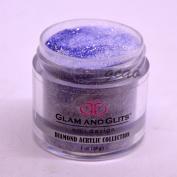 Glam Glits Acrylic Powder 30ml Midnight Sky DAC63