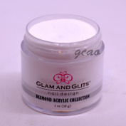 Glam Glits Acrylic Powder 30ml Frost DAC59