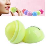 YABINA Portable Smooth Sphere Lip Balm 6 Colours Moisturising Lip Pomade For Lip Nutritious Girl Essencial Lip Balm