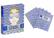 Jean Pierre Cooling Refreshes Soothes Eye Masks 6 Treatments