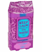 Jean Pierre Keep Calm Because You Are Beautiful Chamomile Facial Towelettes-60 Count