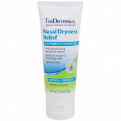 TriDerma Nasal Dryness Relief Gel with AP4 Aloe Complex for Cracked Skin