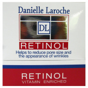 Danielle Laroche Retinol Vitamin A and E Firming Moisturiser Cream