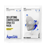 NEOGEN AGECURE 3D Lifting Compression Span-Tex Mask (Lifting Dual Mask Pack) 32ml X 5pcs