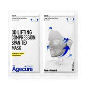 NEOGEN AGECURE 3D Lifting Compression Span-Tex Mask (Lifting Dual Mask Pack) 32ml X 5pcs