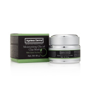 Ageless Derma Moisturising Glacial Clay Mask For Face With Green Tea Extracts by Dr. Mostamand