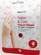 Absolute New York- Repair & Care Hand Mask (Rose)- 1 pair