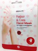 Absolute New York- Repair & Care Hand Mask (Rose)- 1 pair