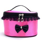 Hatop Portable Travel Toiletry Makeup Cosmetic Bag Organiser Holder Handbag