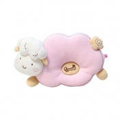 KMMall Baby Infant Nursing Pillow Organic Cotton Sleeping Pillow for Newborn
