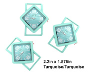 TVT 2pcs Diamond Ribbon Watch Faces For Interchangeable Beaded Bands 5788TVT-2