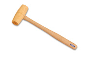 WOOD HEAD HAMMER MALLET 2.2cm