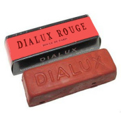 DIALUX RED ROUGE POLISHING COMPOUND SET -6 BARS