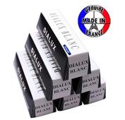 WHITE DIALUX BLANC ROUGE POLISHING COMPOUND - 6 BARS