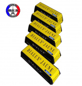 YELLOW DIALUX POLISHING COMPOUND - 5 BARS