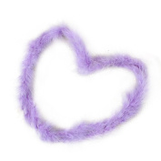 Gilroy 2m Marabou Feather Boa For Costume Dress Party Wedding Decoration Xmas Gift - Purple