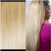 Noelle Crown Hair Extensions Remy Human Hair NEW DESIGN! ONLY 3 CLIPS! No Damage! Adjustable Countours to Head Semi Permanant