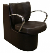 Vantage Dryer Chair in Mocha