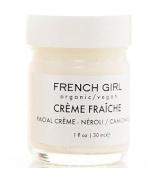 French Girl Organics - Organic / Vegan Neroli Creme Fraiche Facial Moisturiser