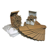 Crinkle Cut Paper with Gift Boxes
