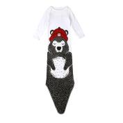 Binmer(TM) Newborn Infant Baby Boys Girls Autumn & Spring Sleeping Bags Shirt Blanket